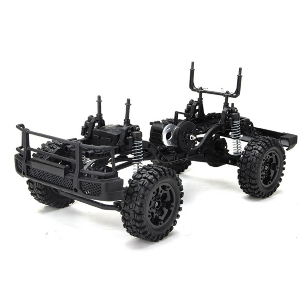rc-cars HG P402 1/10 RC Car Kit Without Electronic Parts Drive Roadster Climbing Car RC1030880