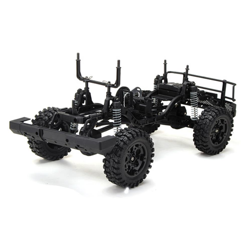 rc-cars HG P402 1/10 RC Car Kit Without Electronic Parts Drive Roadster Climbing Car RC1030880 1