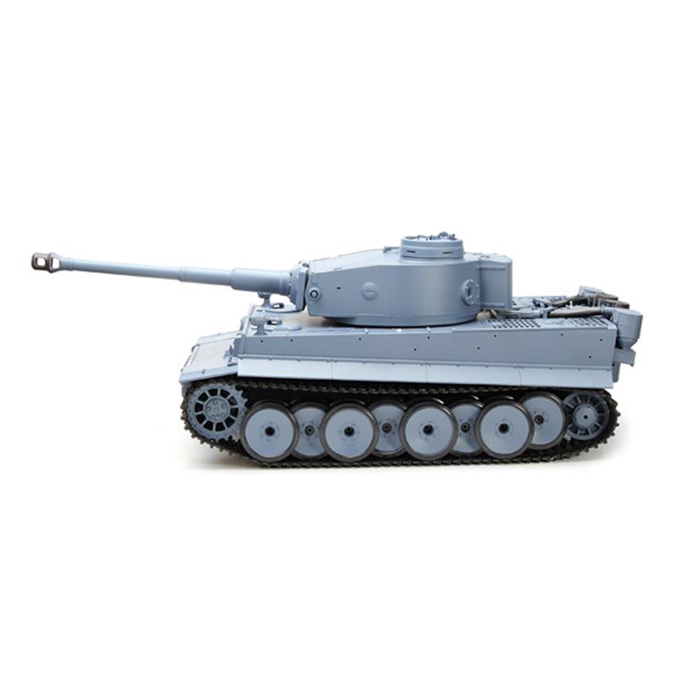 rc-cars Heng Long 3818-1 2.4G 1/16 Germany Tiger I Tank Radio Control Battle Tank RC1035982 2
