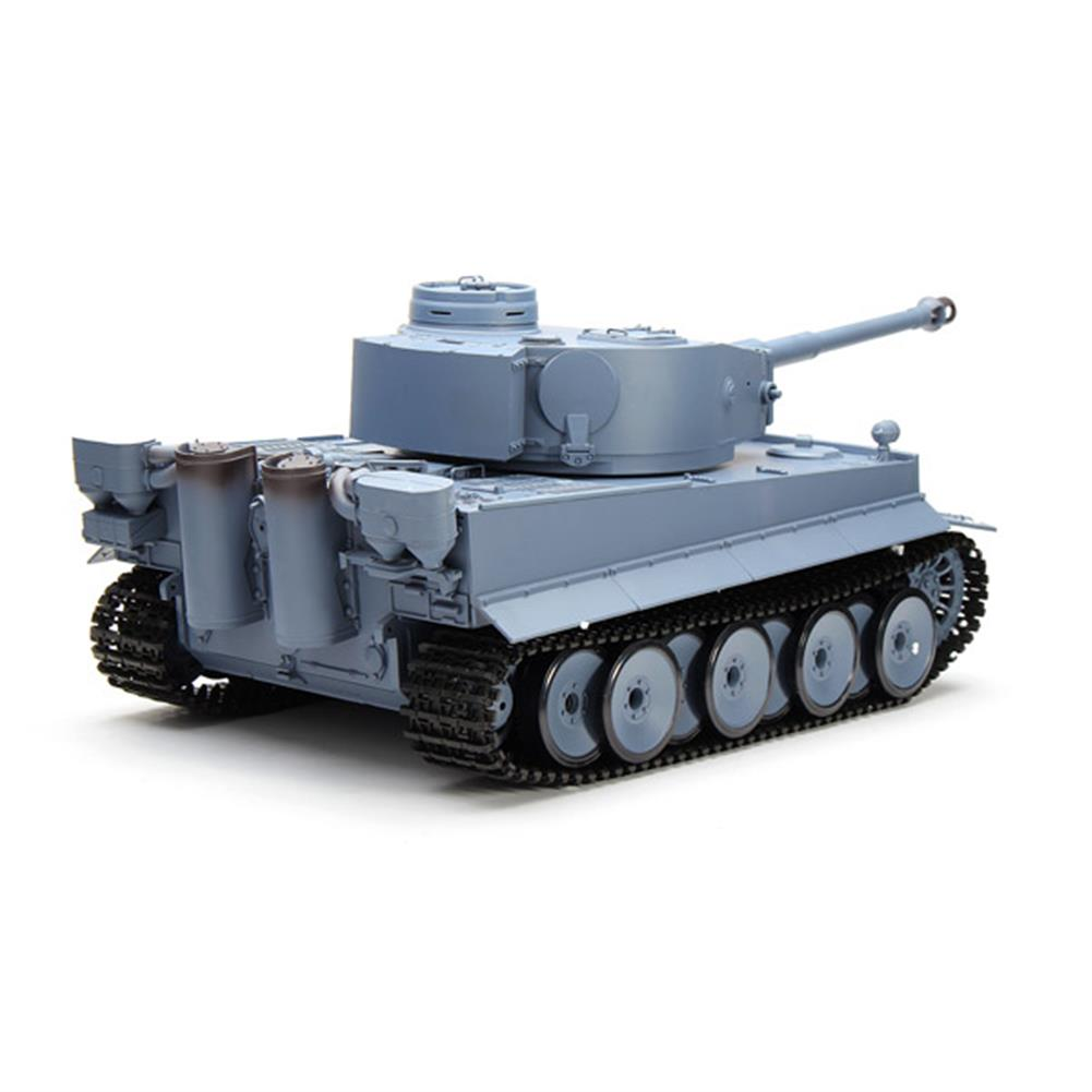 rc-cars Heng Long 3818-1 2.4G 1/16 Germany Tiger I Tank Radio Control Battle Tank RC1035982 3