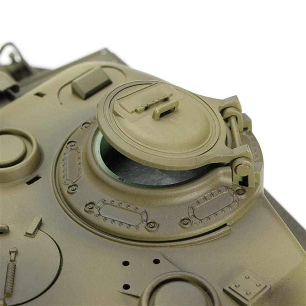 rc-cars Heng Long 3898-1 2.4G 1/16 US Sherman M4A3 Tank Radio Control Battle Tank RC1036278 6