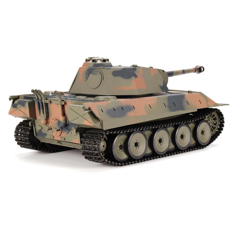 rc-cars Heng Long 1/16 2.4G 3819-1 German Panther Snow Leopard Battle Tank RC Tank RC1062202 1
