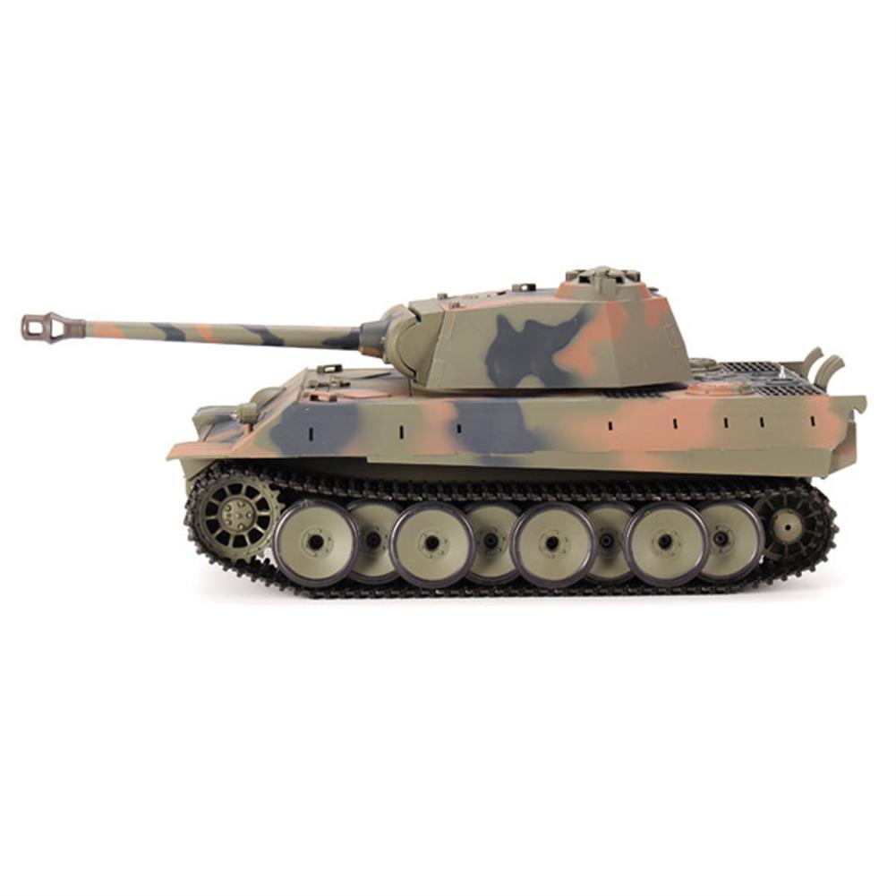 rc-cars Heng Long 1/16 2.4G 3819-1 German Panther Snow Leopard Battle Tank RC Tank RC1062202 2