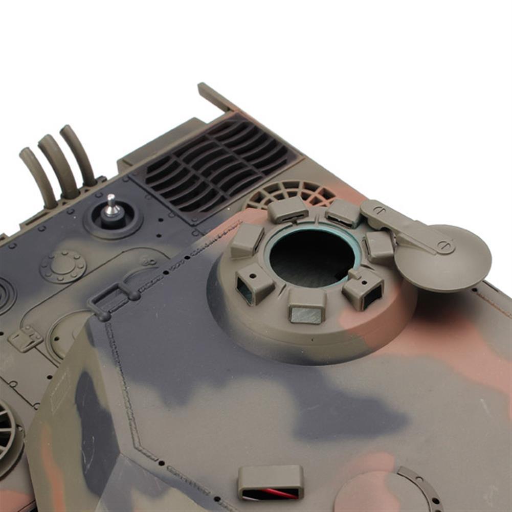 rc-cars Heng Long 1/16 2.4G 3819-1 German Panther Snow Leopard Battle Tank RC Tank RC1062202 3