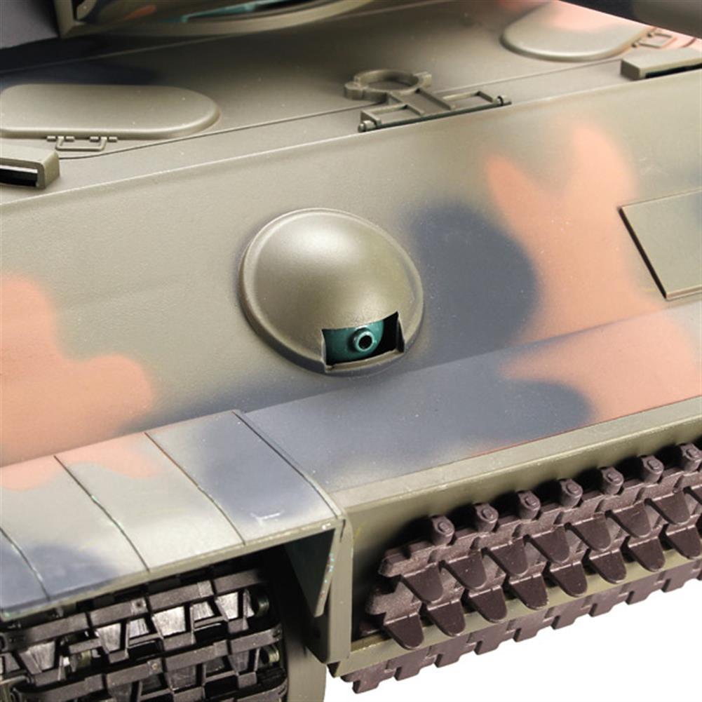 rc-cars Heng Long 1/16 2.4G 3819-1 German Panther Snow Leopard Battle Tank RC Tank RC1062202 5