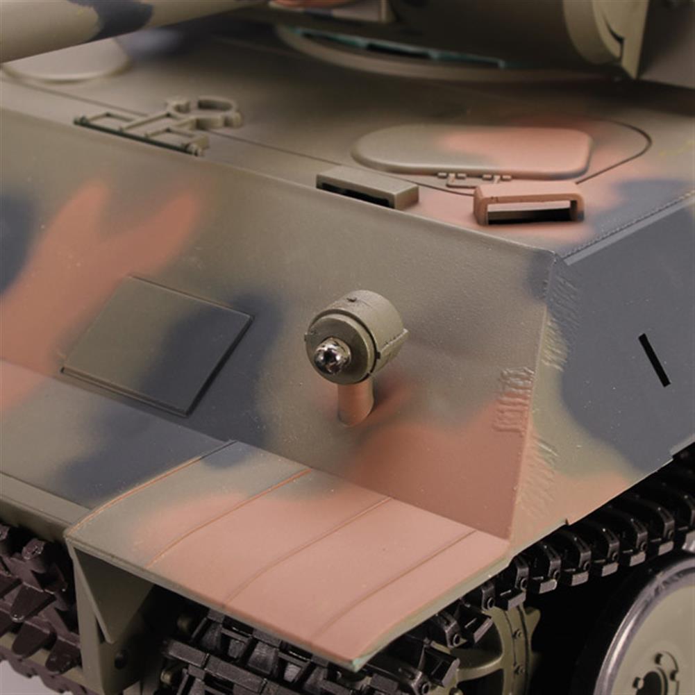 rc-cars Heng Long 1/16 2.4G 3819-1 German Panther Snow Leopard Battle Tank RC Tank RC1062202 6