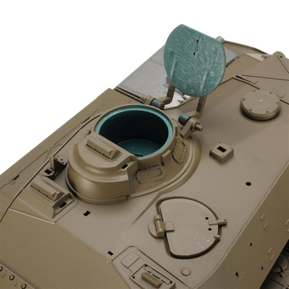 rc-cars Heng Long 3839-1 2.4G 1/16 US M41A3 Walker Bulldog Light Tank RC Battle Tank RC1069224 5