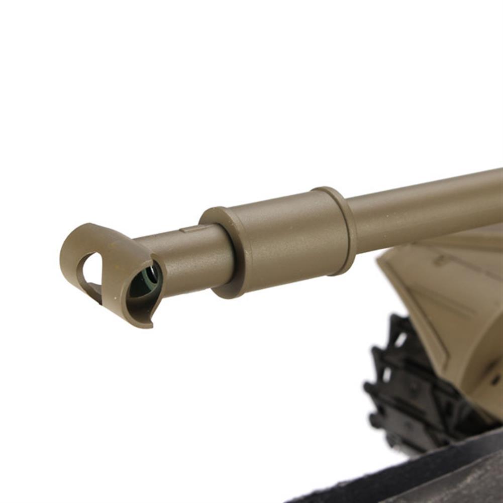 rc-cars Heng Long 3839-1 2.4G 1/16 US M41A3 Walker Bulldog Light Tank RC Battle Tank RC1069224 6