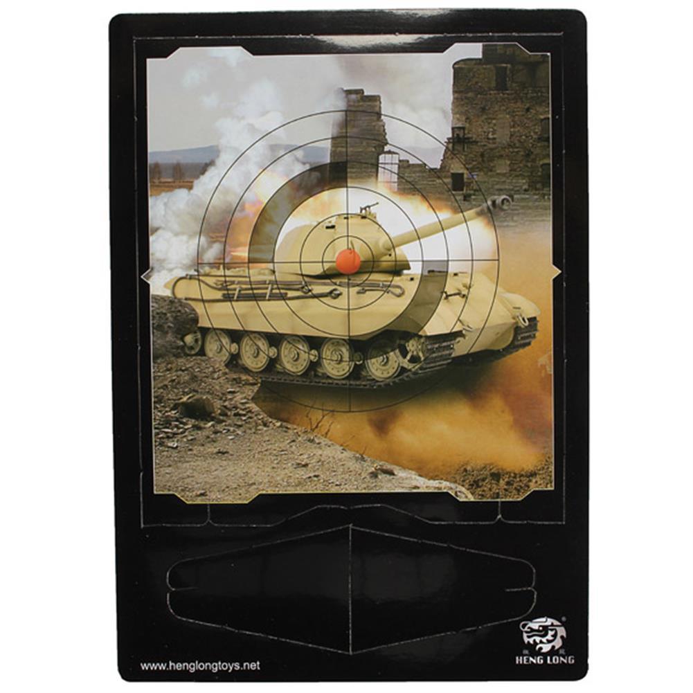rc-cars Heng Long 3839-1 2.4G 1/16 US M41A3 Walker Bulldog Light Tank RC Battle Tank RC1069224 9