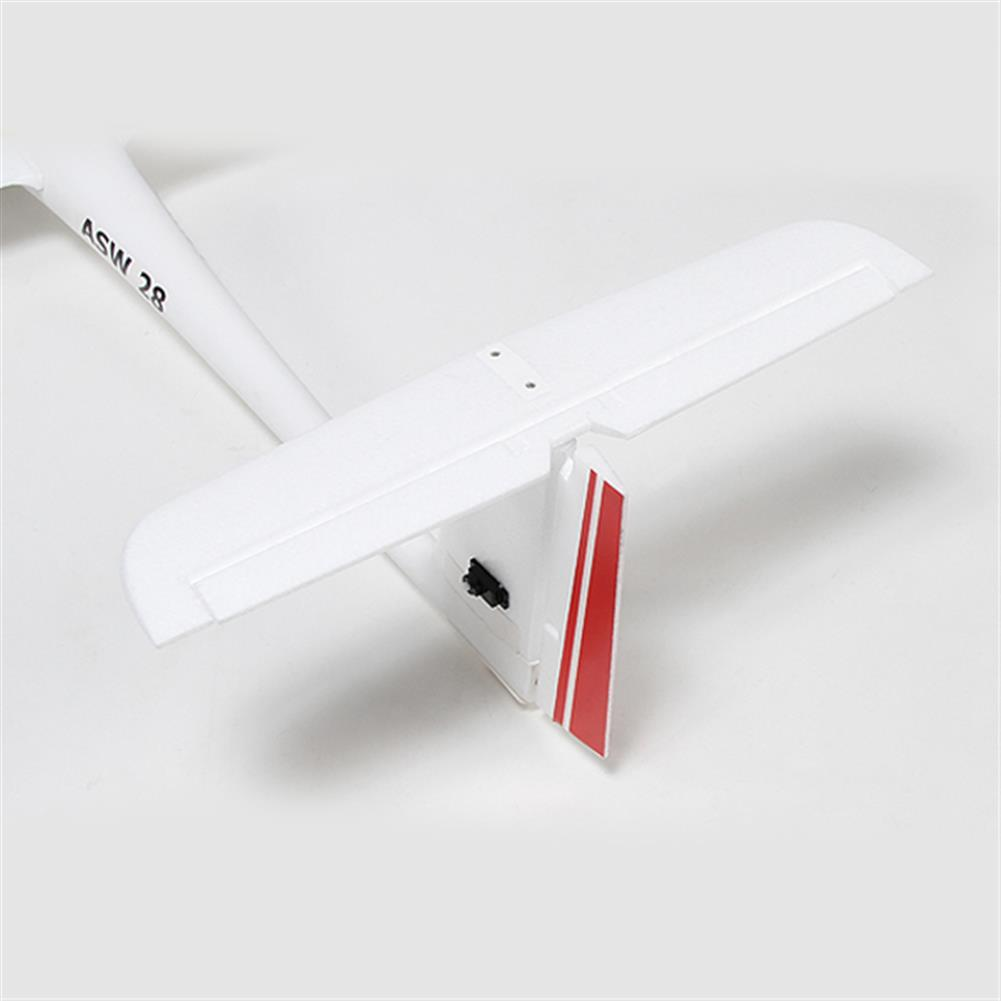 rc-airplanes Volantex ASW28 ASW-28 V2 Sloping 2540mm Wingspan EPO RC Sailplane Glider PNP RC1072803 8
