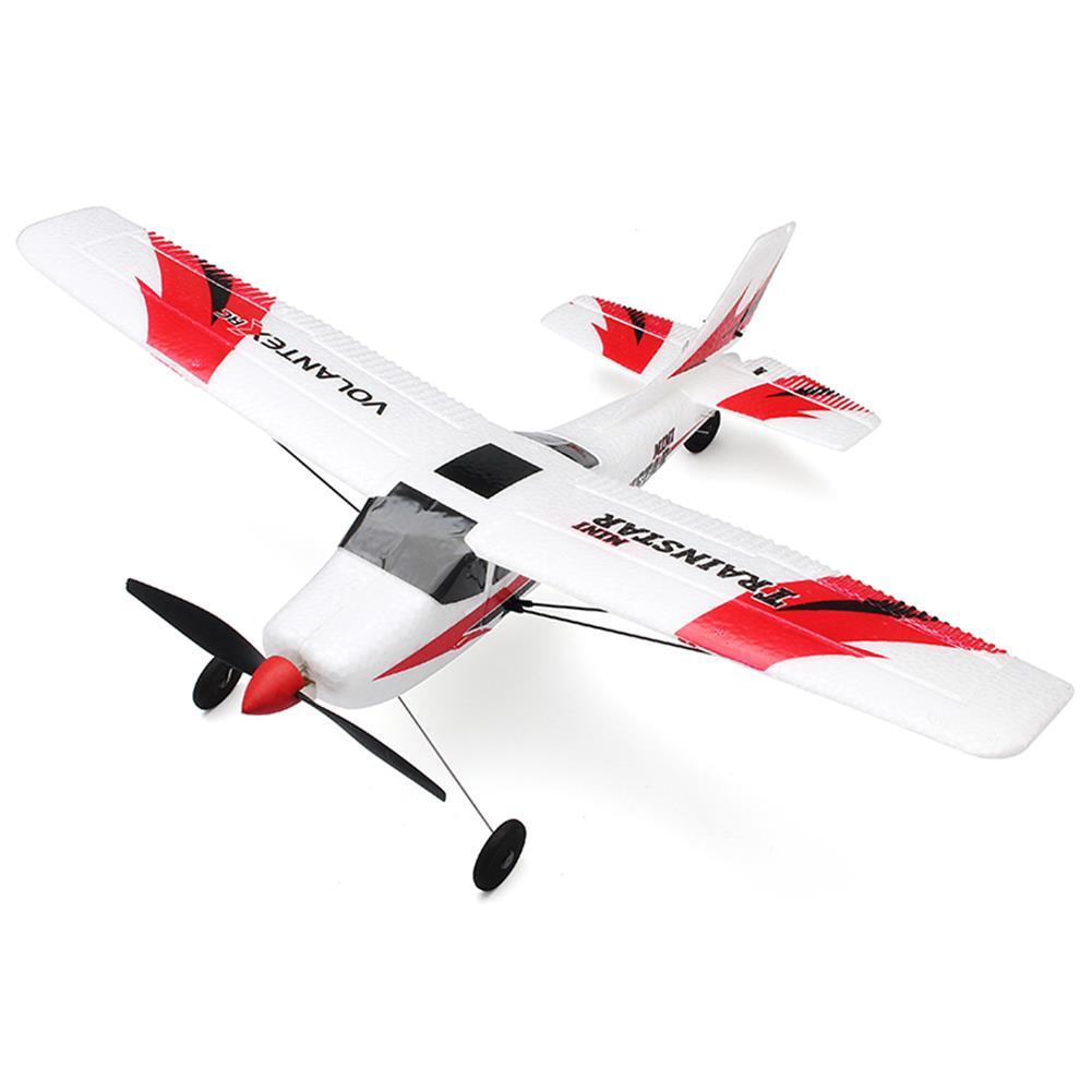 rc-airplanes Volantex V761-1 Firstar Mini 2.4G 3CH 6 Axis Gyro Micro RC Airplane RTF RC1085528