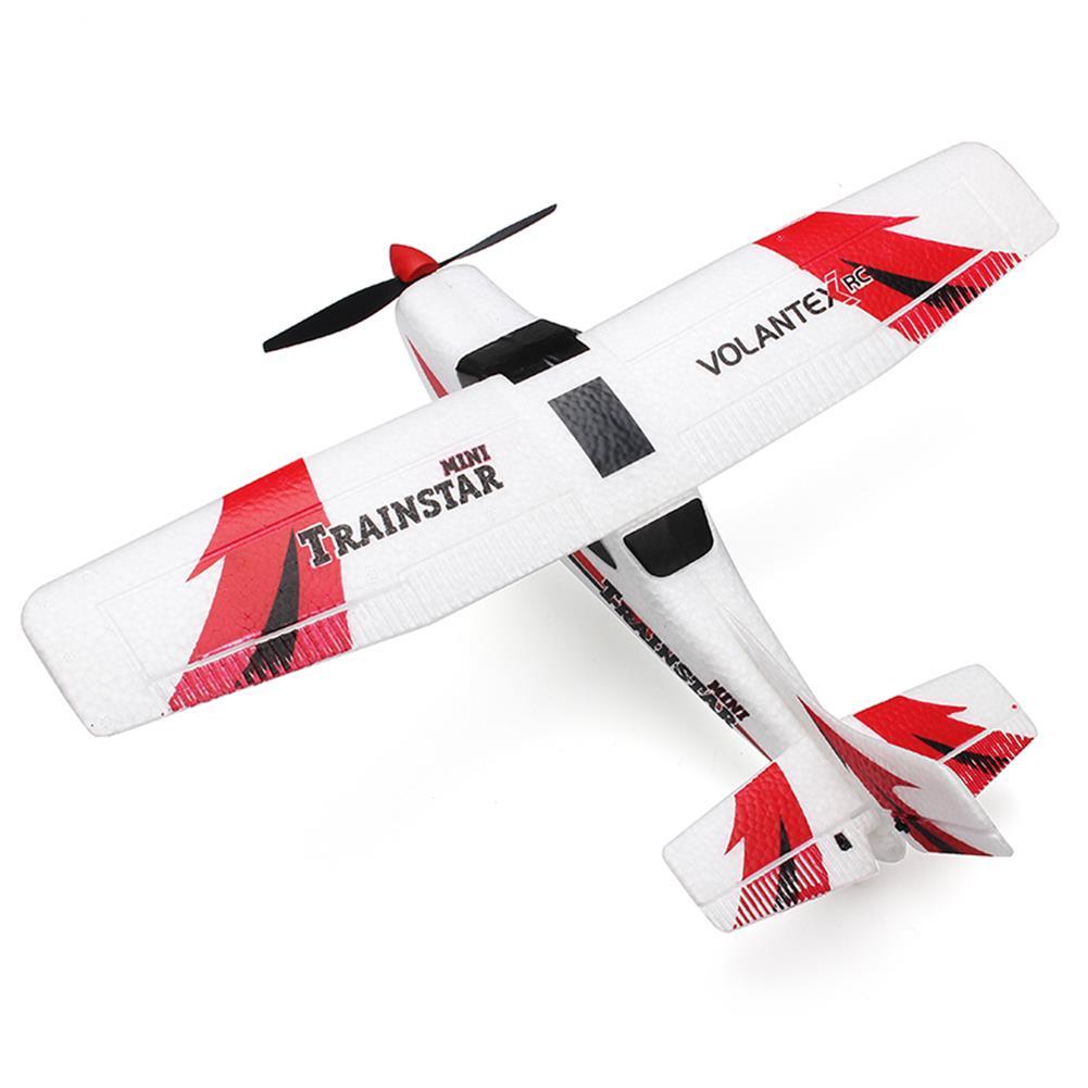 rc-airplanes Volantex V761-1 Firstar Mini 2.4G 3CH 6 Axis Gyro Micro RC Airplane RTF RC1085528 2