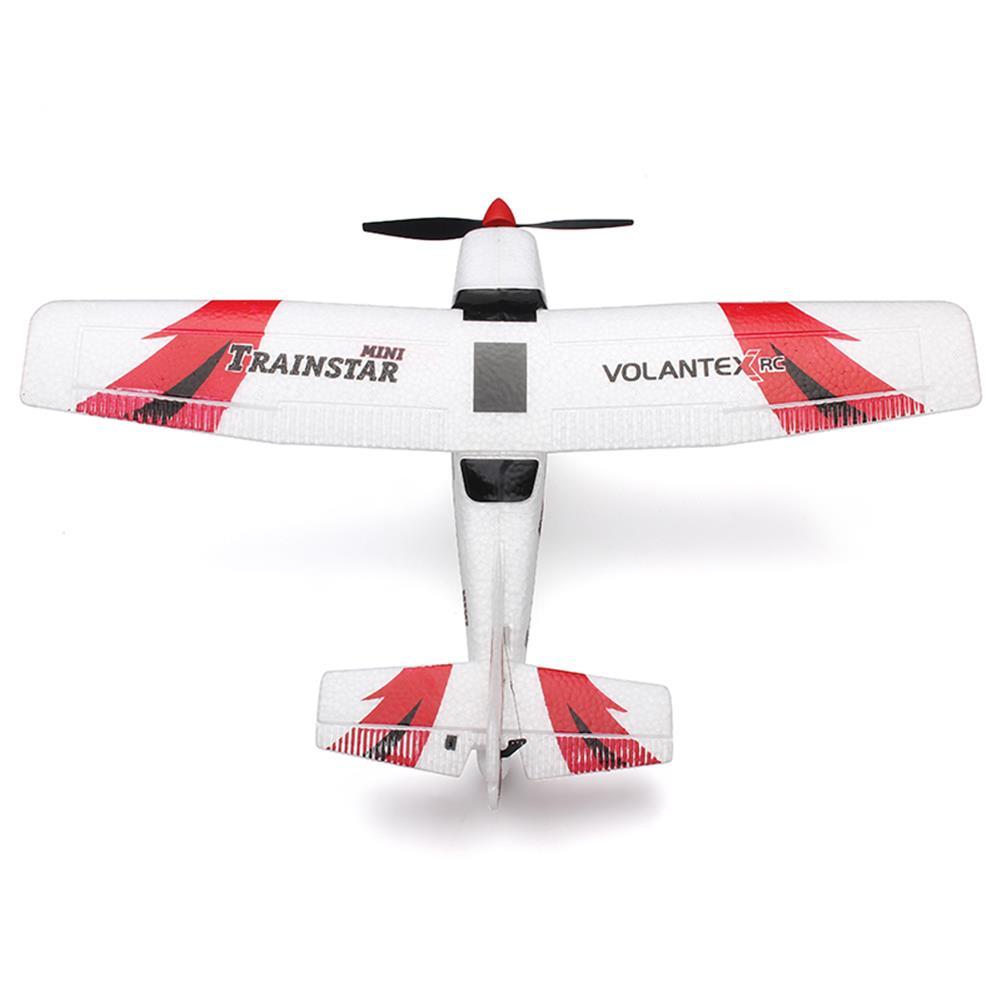rc-airplanes Volantex V761-1 Firstar Mini 2.4G 3CH 6 Axis Gyro Micro RC Airplane RTF RC1085528 3