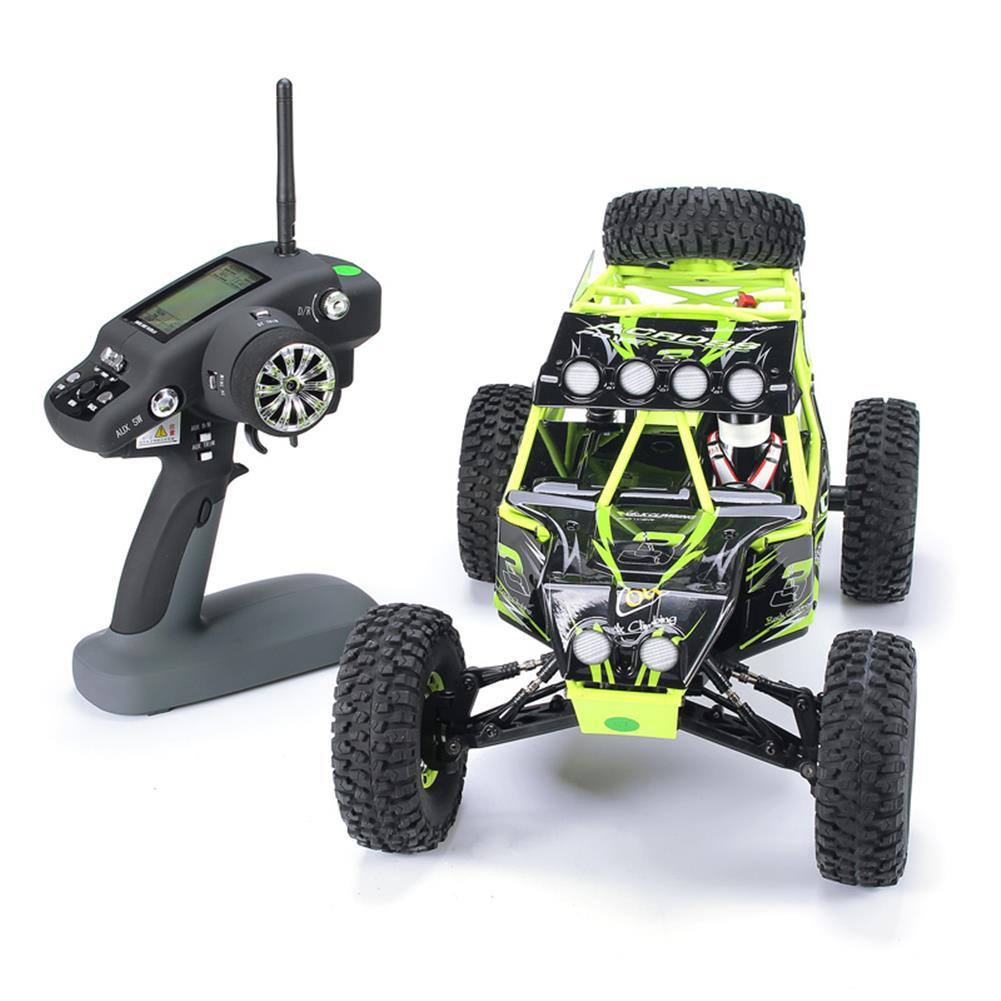 rc-cars WLtoys 10428 1/10 2.4G 4WD RC Monster Crawler RC Car RC1088703 1