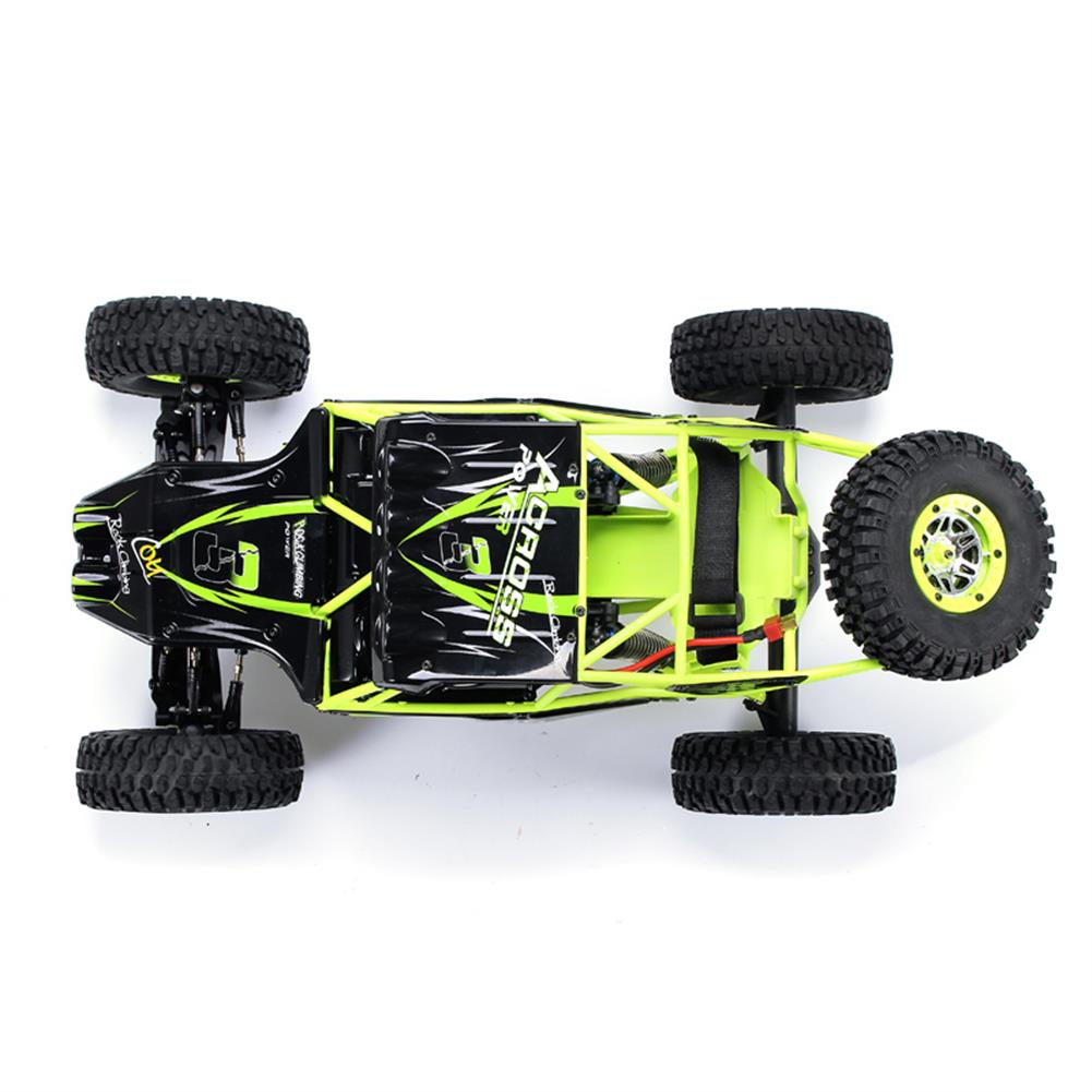 rc-cars WLtoys 10428 1/10 2.4G 4WD RC Monster Crawler RC Car RC1088703 3
