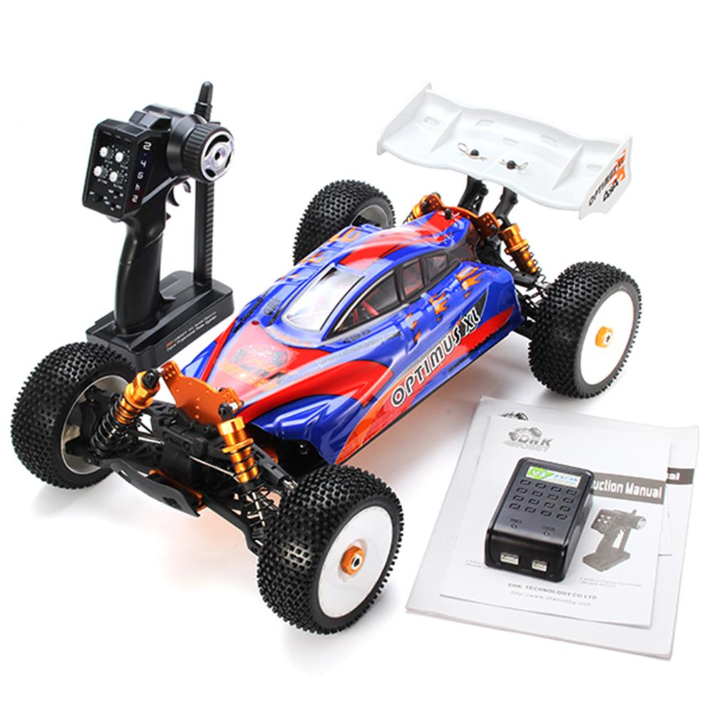 rc-cars DHK Hobby 1/8 4WD Brushless Electric Buggy Optimus XL 8381 RC Car RC1101051 9