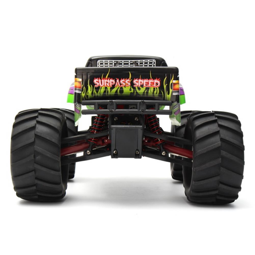 rc-cars Pineal Model 1/8 2.4G Skelton King SG-801 Brushed Monster Truck Surpass Speed RC Car RC1137792 4