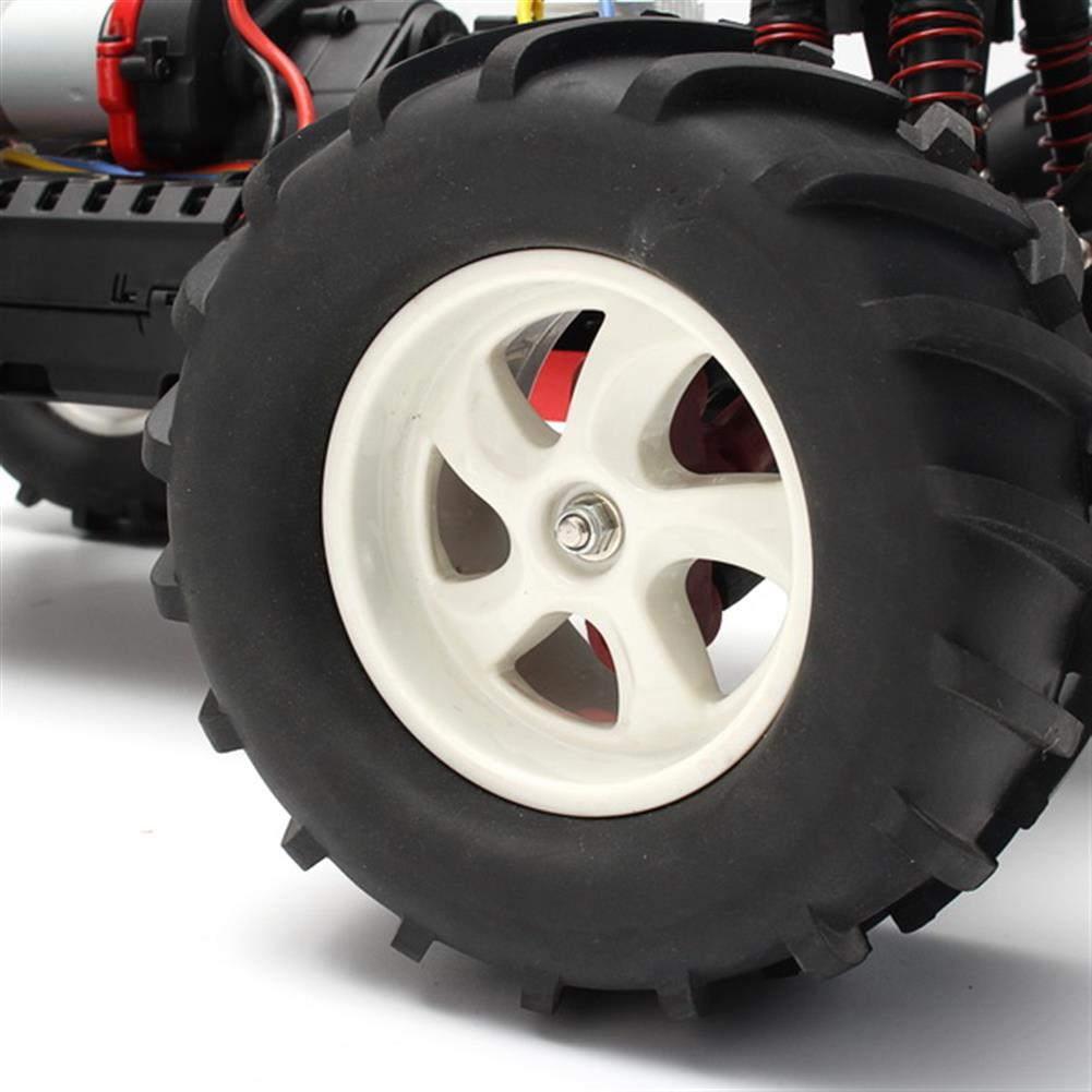 rc-cars Pineal Model 1/8 2.4G Skelton King SG-801 Brushed Monster Truck Surpass Speed RC Car RC1137792 9