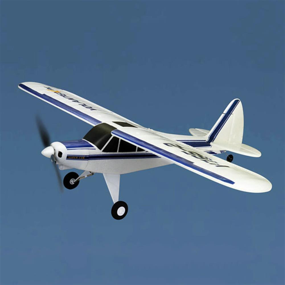 rc-airplanes Volantex 2.4G 4CH V765-2 765-2 Super Cub 750mm Sport Park Flyer RTF RC1143302