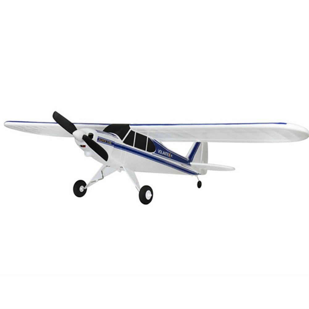 rc-airplanes Volantex 2.4G 4CH V765-2 765-2 Super Cub 750mm Sport Park Flyer RTF RC1143302 3