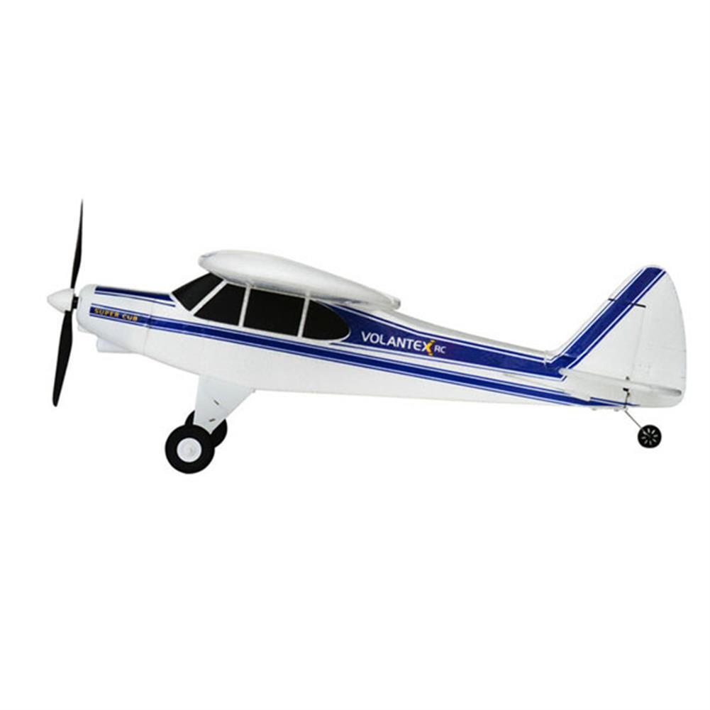 rc-airplanes Volantex 2.4G 4CH V765-2 765-2 Super Cub 750mm Sport Park Flyer RTF RC1143302 4