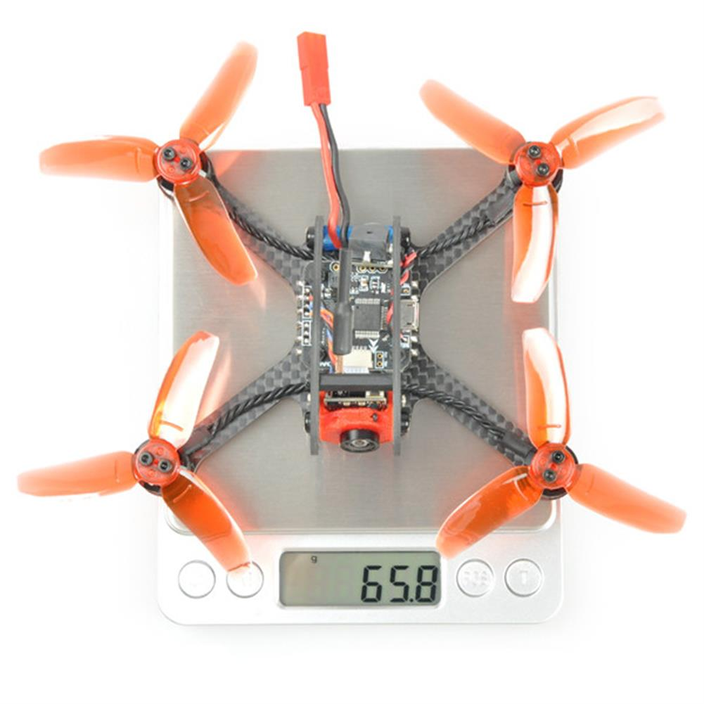 fpv-racing-drones Full Speed Leader-120 120mm Mini RC FPV Racing Drone PNP W/ F3 28A BLHELI_S Dshot600 25MW 48CH VTX RC1156925 5