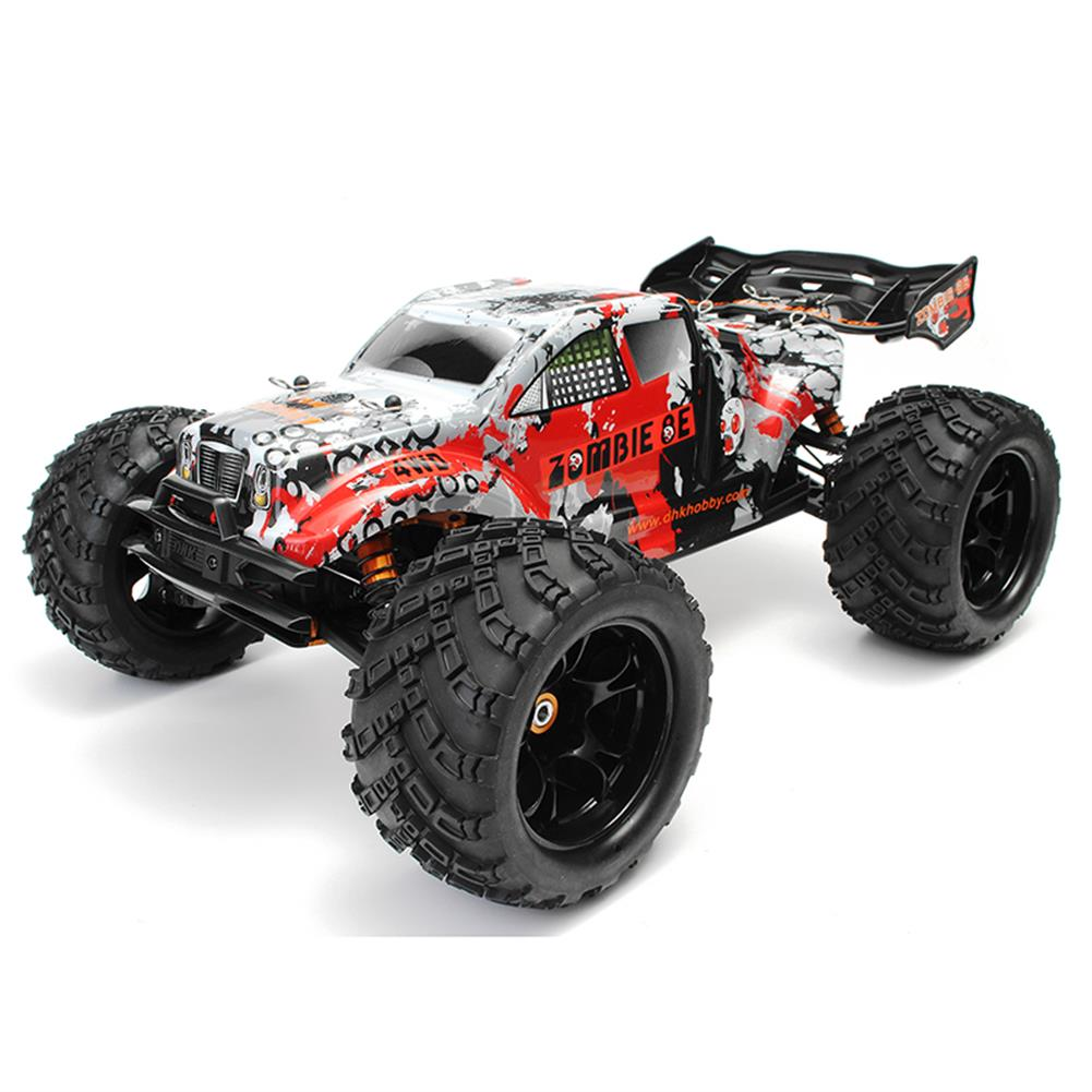 rc-cars DHK Hobby Zombie 8E 8384 1/8 100A 4WD Brushless Monster Truck RTR RC Car RC1160201