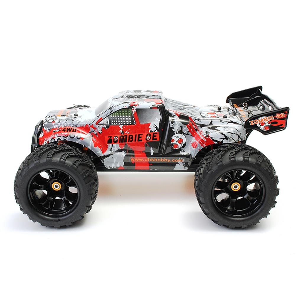rc-cars DHK Hobby Zombie 8E 8384 1/8 100A 4WD Brushless Monster Truck RTR RC Car RC1160201 1