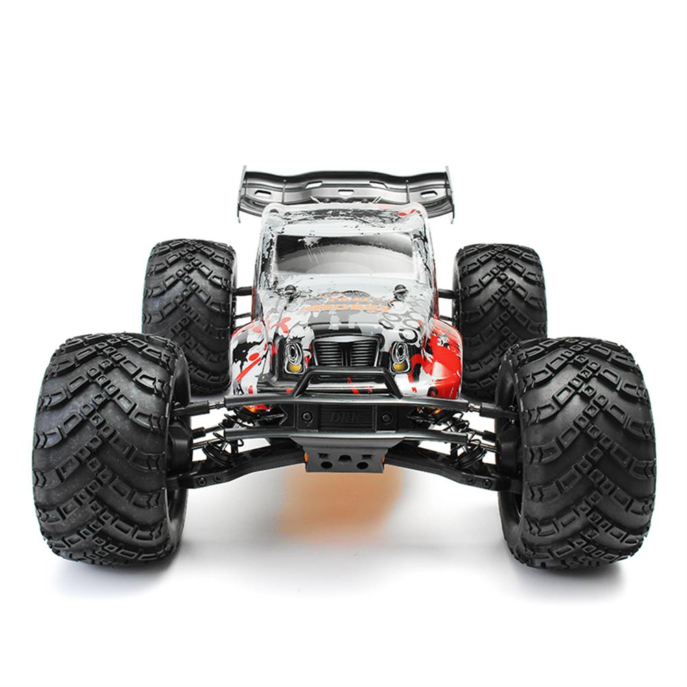 rc-cars DHK Hobby Zombie 8E 8384 1/8 100A 4WD Brushless Monster Truck RTR RC Car RC1160201 2