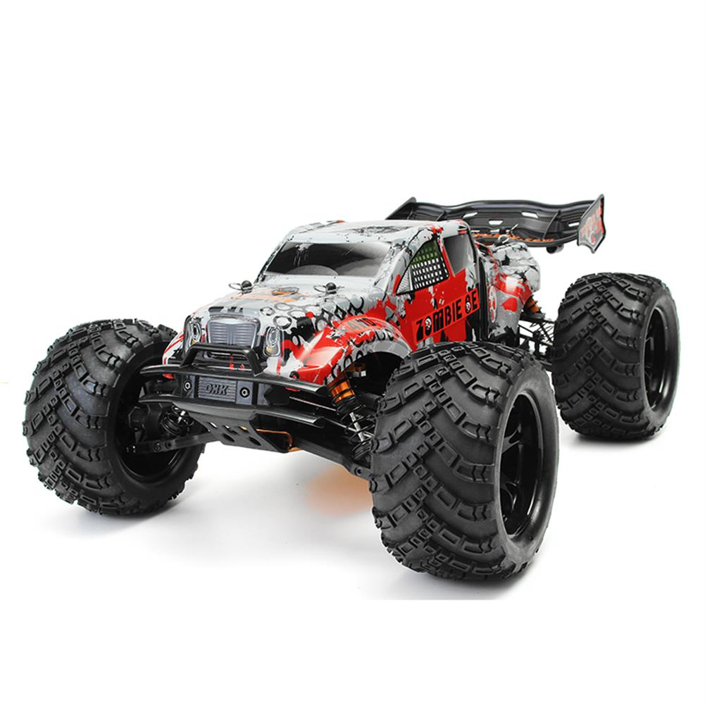 rc-cars DHK Hobby Zombie 8E 8384 1/8 100A 4WD Brushless Monster Truck RTR RC Car RC1160201 3