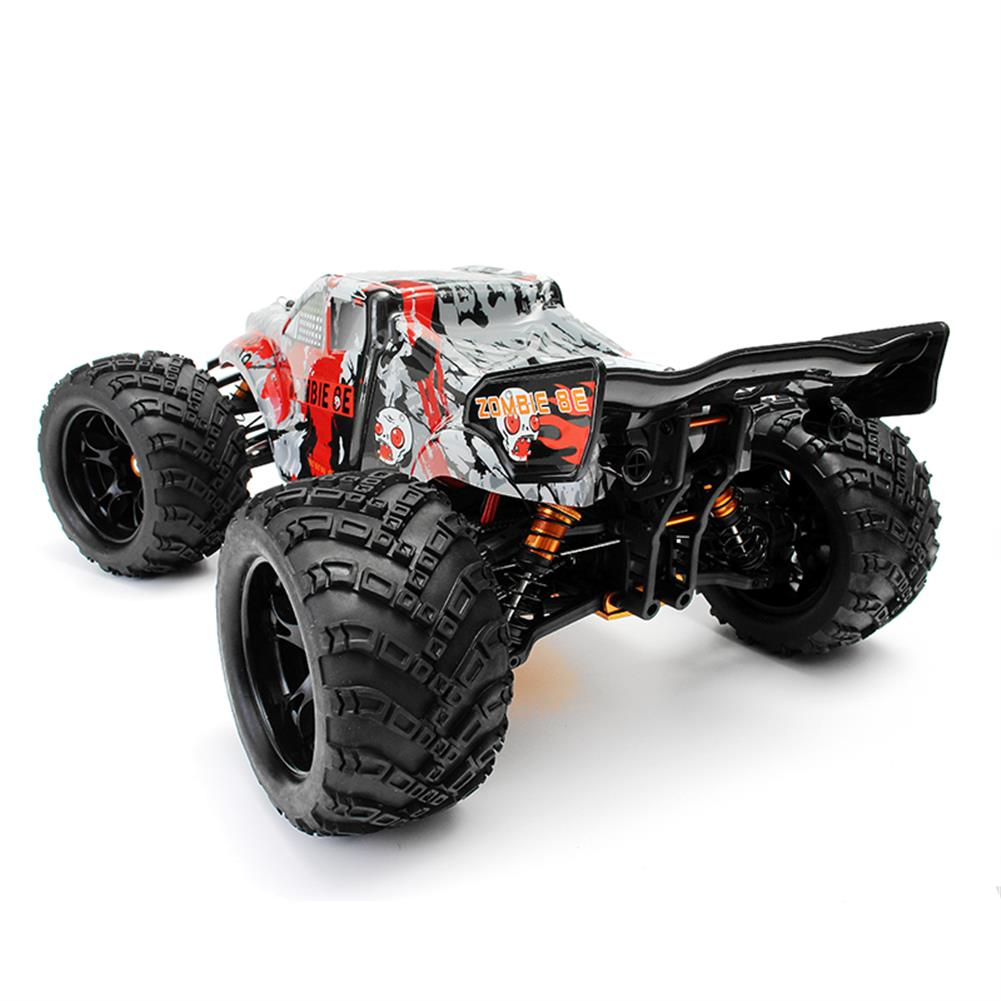 rc-cars DHK Hobby Zombie 8E 8384 1/8 100A 4WD Brushless Monster Truck RTR RC Car RC1160201 4
