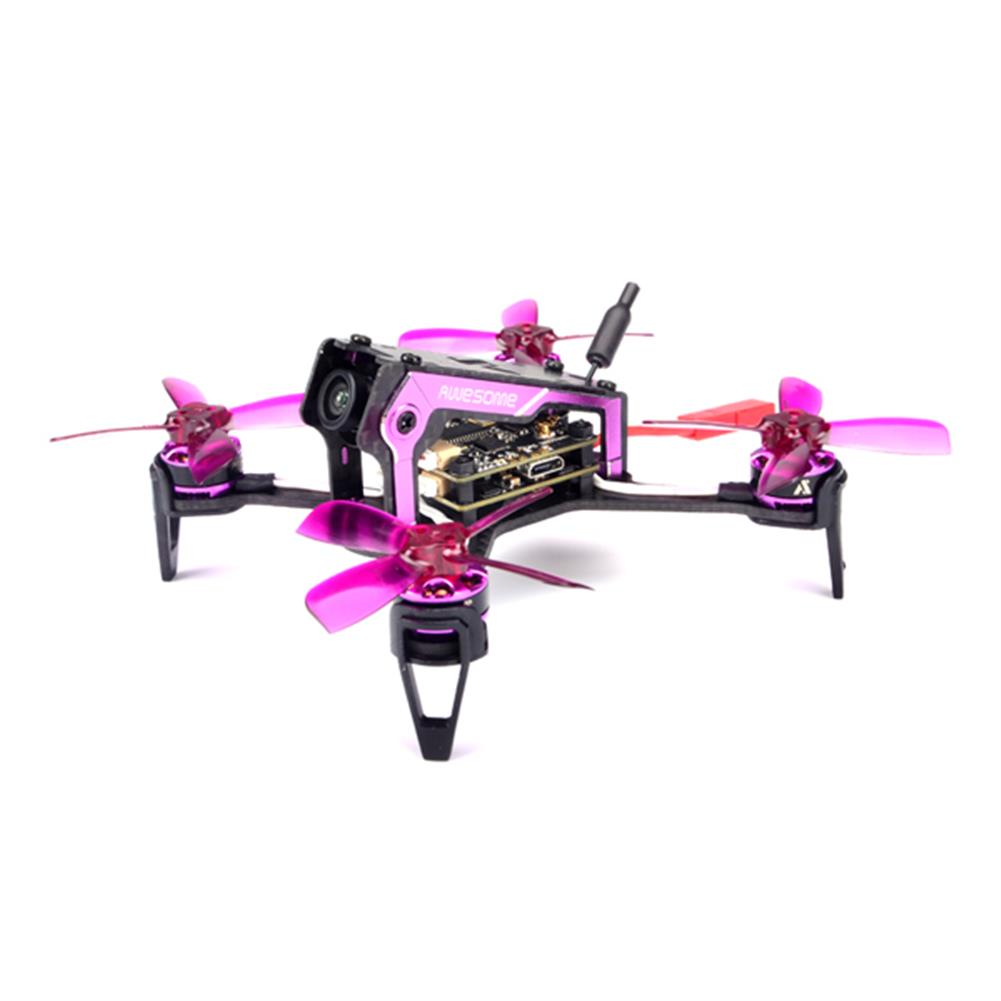 fpv-racing-drones AWESOME MINI F100 100MM FPV Racing RC Drone ARF Omnibus F3 OSD 5.8G 25mW Blheli_S 10A 600TVL Camera RC1171652