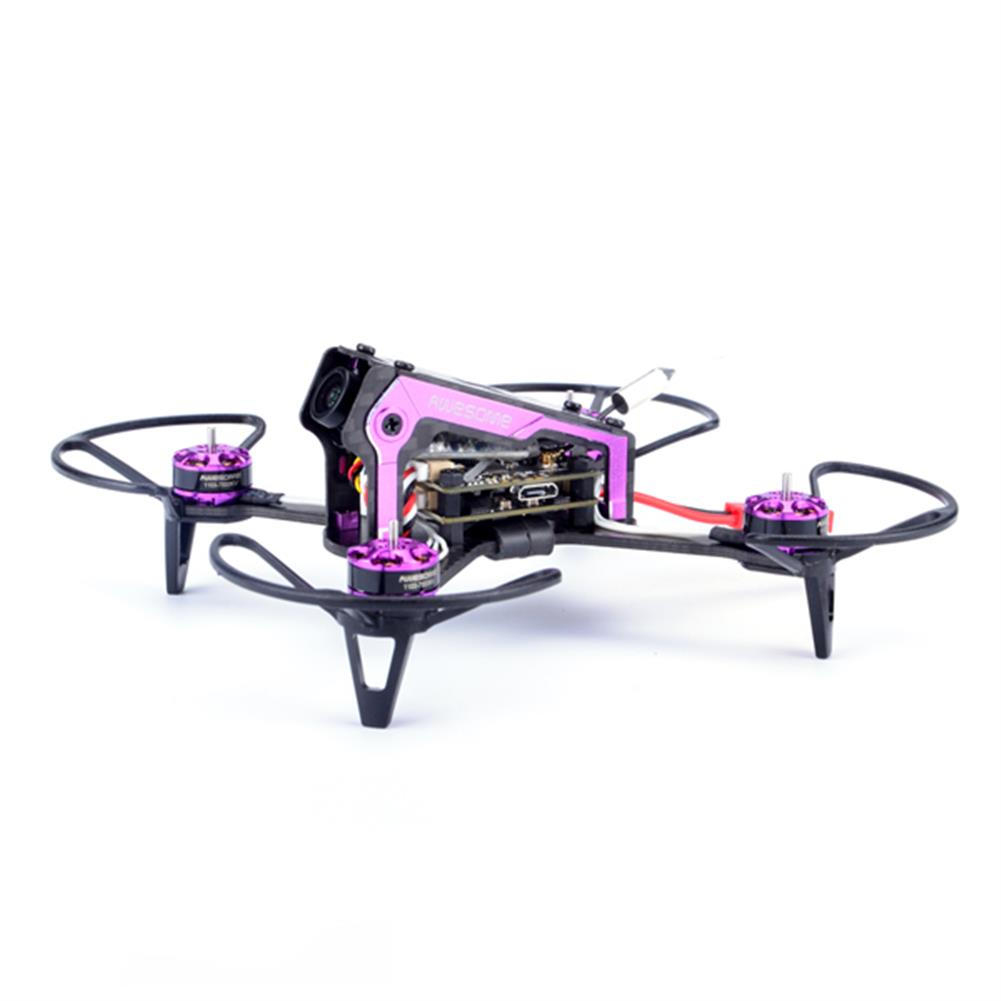 fpv-racing-drones AWESOME MINI F100 100MM FPV Racing RC Drone ARF Omnibus F3 OSD 5.8G 25mW Blheli_S 10A 600TVL Camera RC1171652 3