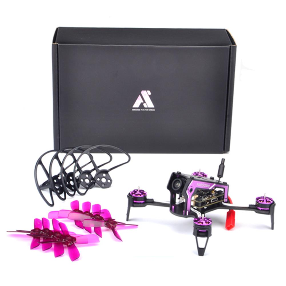 fpv-racing-drones AWESOME MINI F100 100MM FPV Racing RC Drone ARF Omnibus F3 OSD 5.8G 25mW Blheli_S 10A 600TVL Camera RC1171652 8