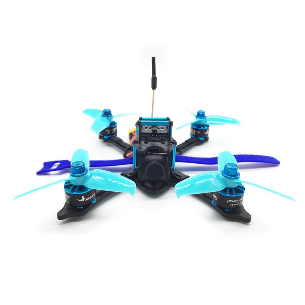 fpv-racing-drones HGLRC XJB-145MM FPV Racing Drone PNP Omnibus F4 28A 2-4S Blheli_S ESC 25/100/200/350mW Switchable VTX RC1211377 2