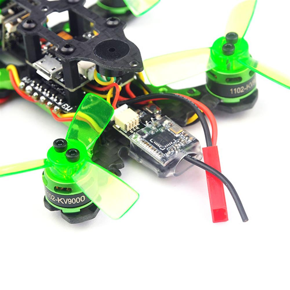 fpv-racing-drones Happymodel Mantis85 85mm RC FPV Racing Drone RTF w/ Supers_F4 6A BLHELI_S 5.8G 25MW 48CH 600TVL RC1221699 5