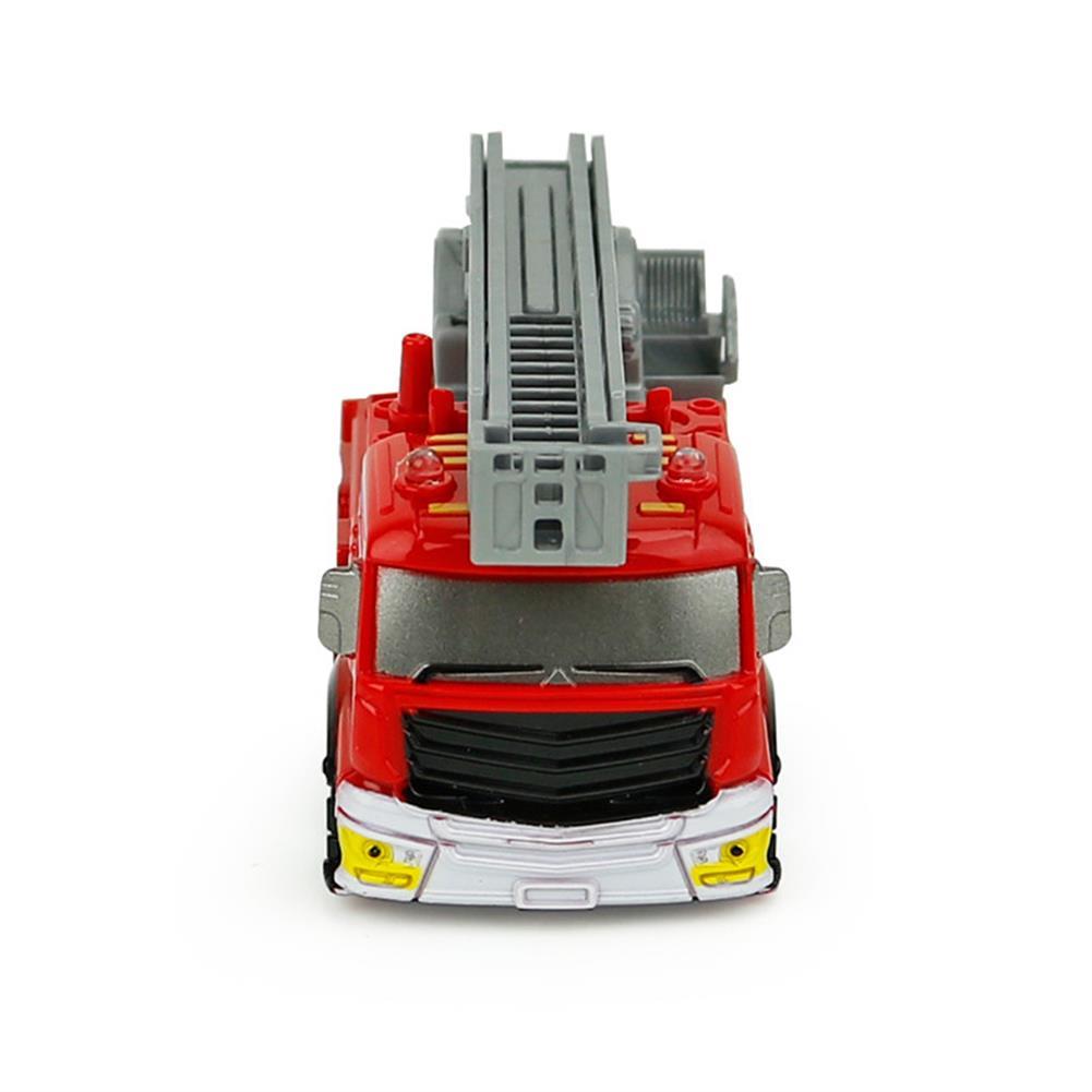 rc-cars Coke Can Shenqiwei 8027 1:58 Aerial Ladder Fire-Truck RC Car Mini 4 Channel RC1229753 4