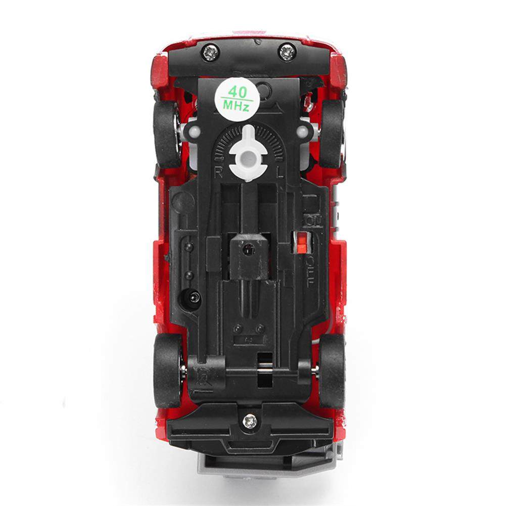 rc-cars Coke Can Shenqiwei 8027 1:58 Aerial Ladder Fire-Truck RC Car Mini 4 Channel RC1229753 9