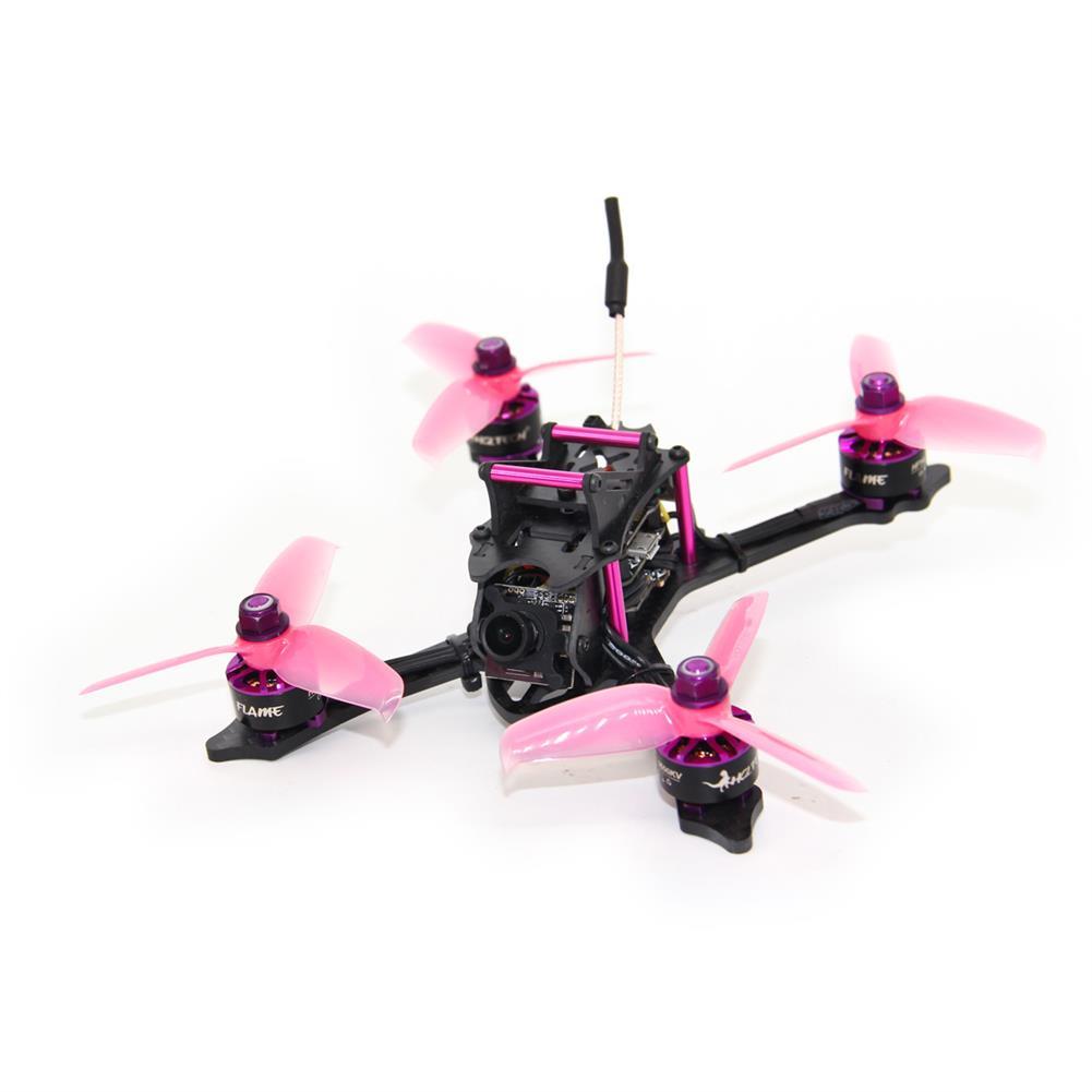 fpv-racing-drones HGLRC XJB-145MM RC Drone FPV Racing PNP Omnibus F4 2-4S 28A Blheli_S ESC 25/100/200/350mW Switchable VTX AURORA HD 2000TVL FPV Camera RC1231145