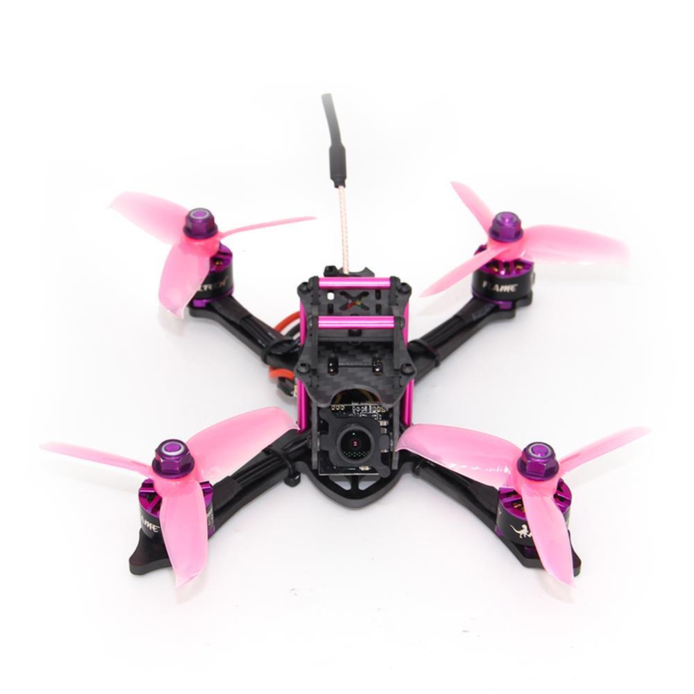 fpv-racing-drones HGLRC XJB-145MM RC Drone FPV Racing PNP Omnibus F4 2-4S 28A Blheli_S ESC 25/100/200/350mW Switchable VTX AURORA HD 2000TVL FPV Camera RC1231145 1