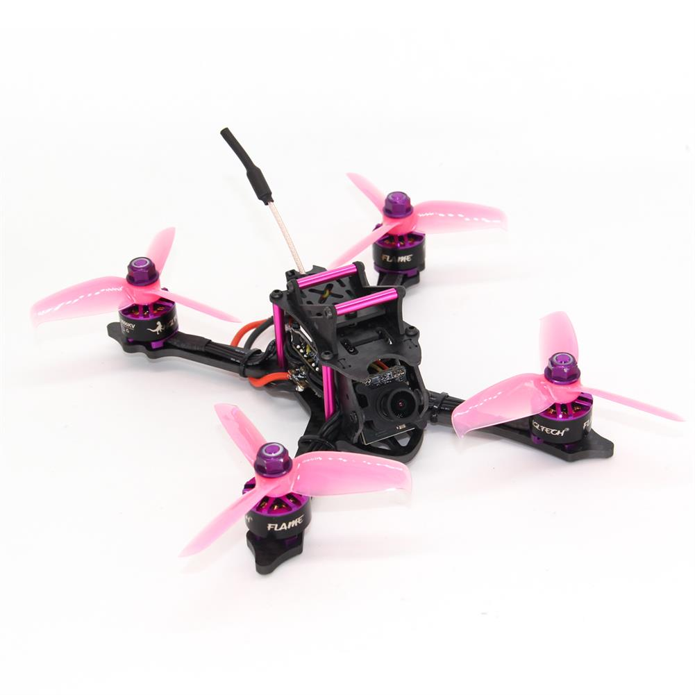 fpv-racing-drones HGLRC XJB-145MM RC Drone FPV Racing PNP Omnibus F4 2-4S 28A Blheli_S ESC 25/100/200/350mW Switchable VTX AURORA HD 2000TVL FPV Camera RC1231145 2