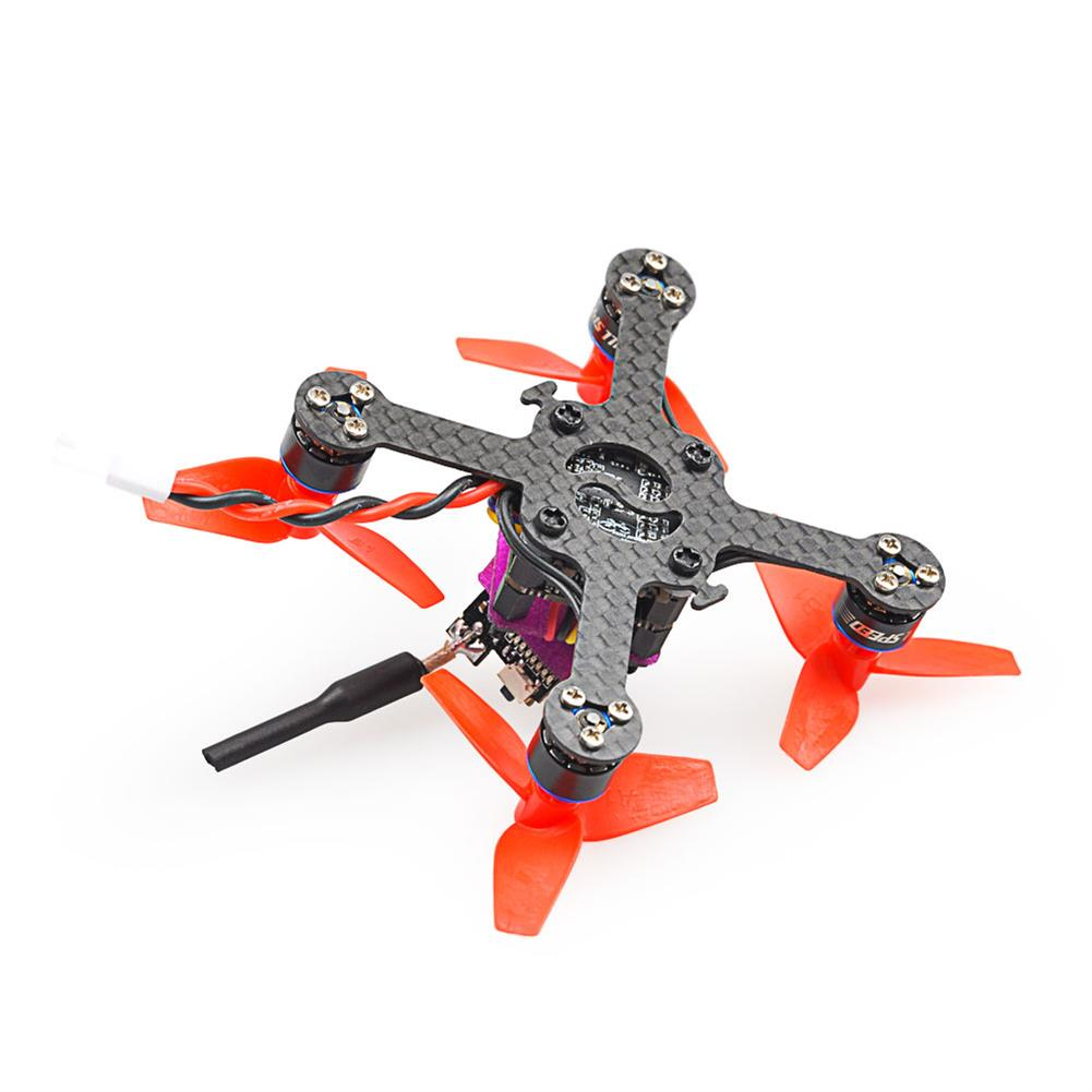 fpv-racing-drones Full Speed Beebee-66 LITE RC Drone FPV Racer ARF Omnibus F3 OSD 5.8G 40CH 4 In 1 6A Blheli_S ESC 1S RC1239529 3