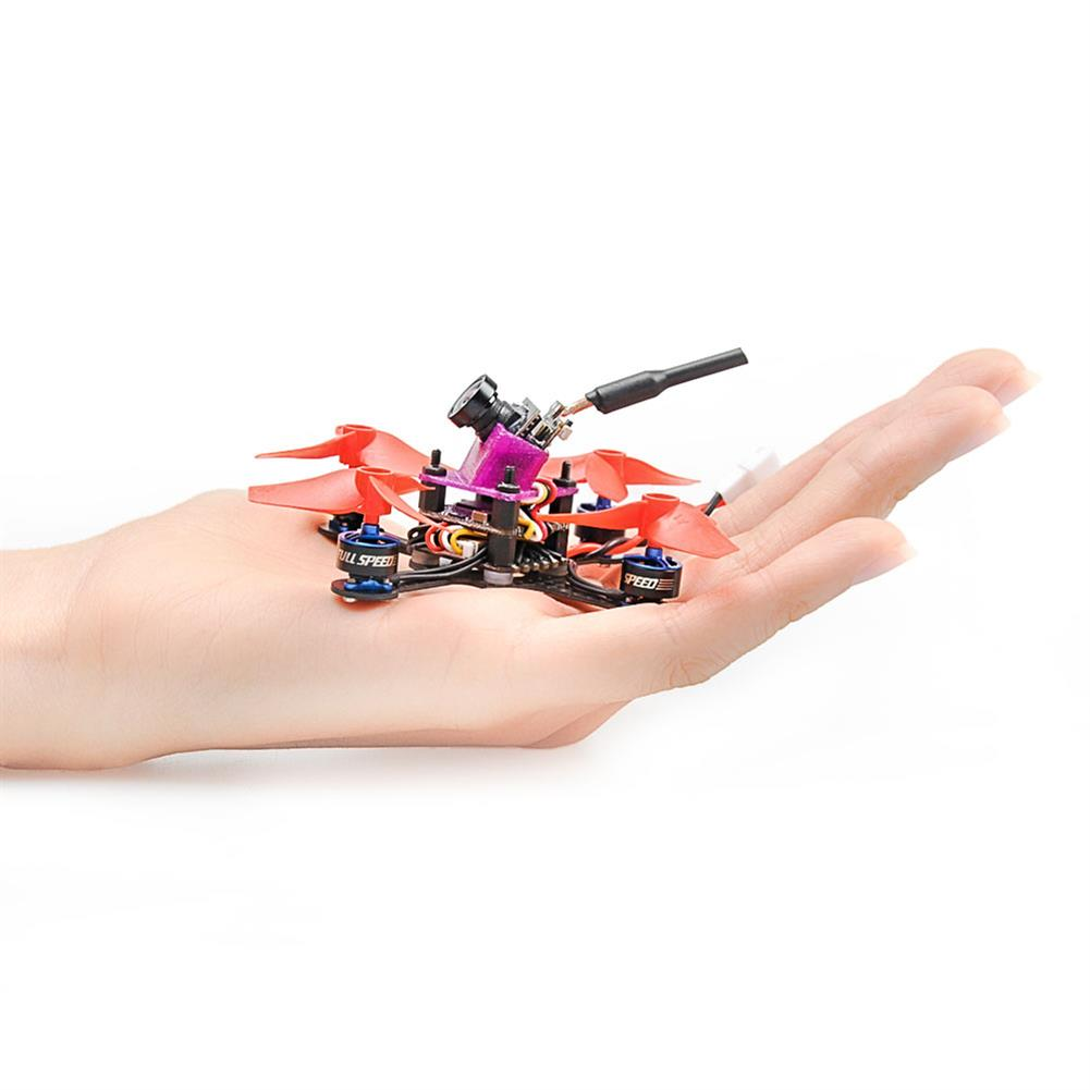 fpv-racing-drones Full Speed Beebee-66 LITE RC Drone FPV Racer ARF Omnibus F3 OSD 5.8G 40CH 4 In 1 6A Blheli_S ESC 1S RC1239529 4