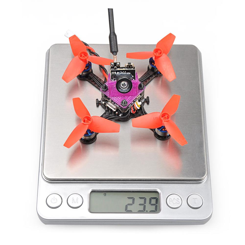 fpv-racing-drones Full Speed Beebee-66 LITE RC Drone FPV Racer ARF Omnibus F3 OSD 5.8G 40CH 4 In 1 6A Blheli_S ESC 1S RC1239529 5