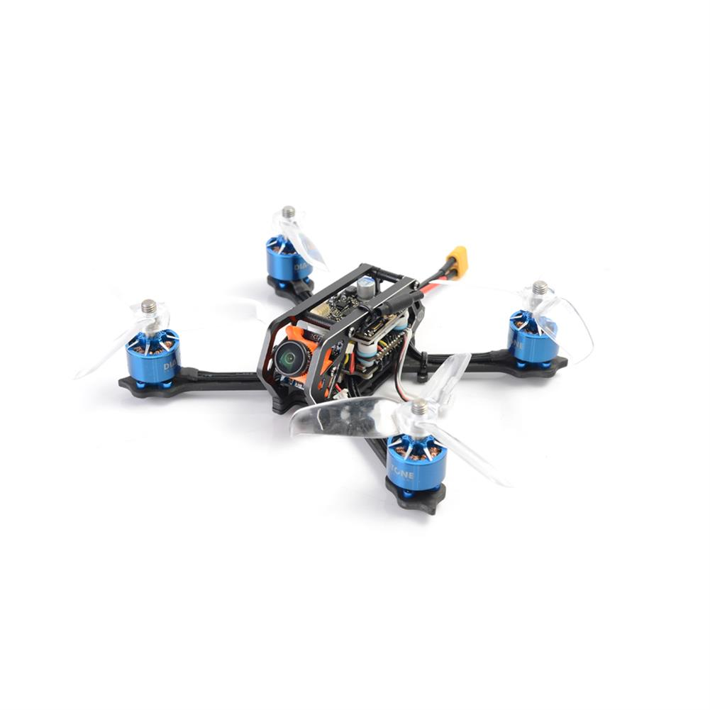 fpv-racing-drones Diatone 2018 GT-M3 Normal X 130mm RC Drone FPV Racing F4 OSD TBS VTX Runcam Micro Swift Cam 25A PNP RC1240960