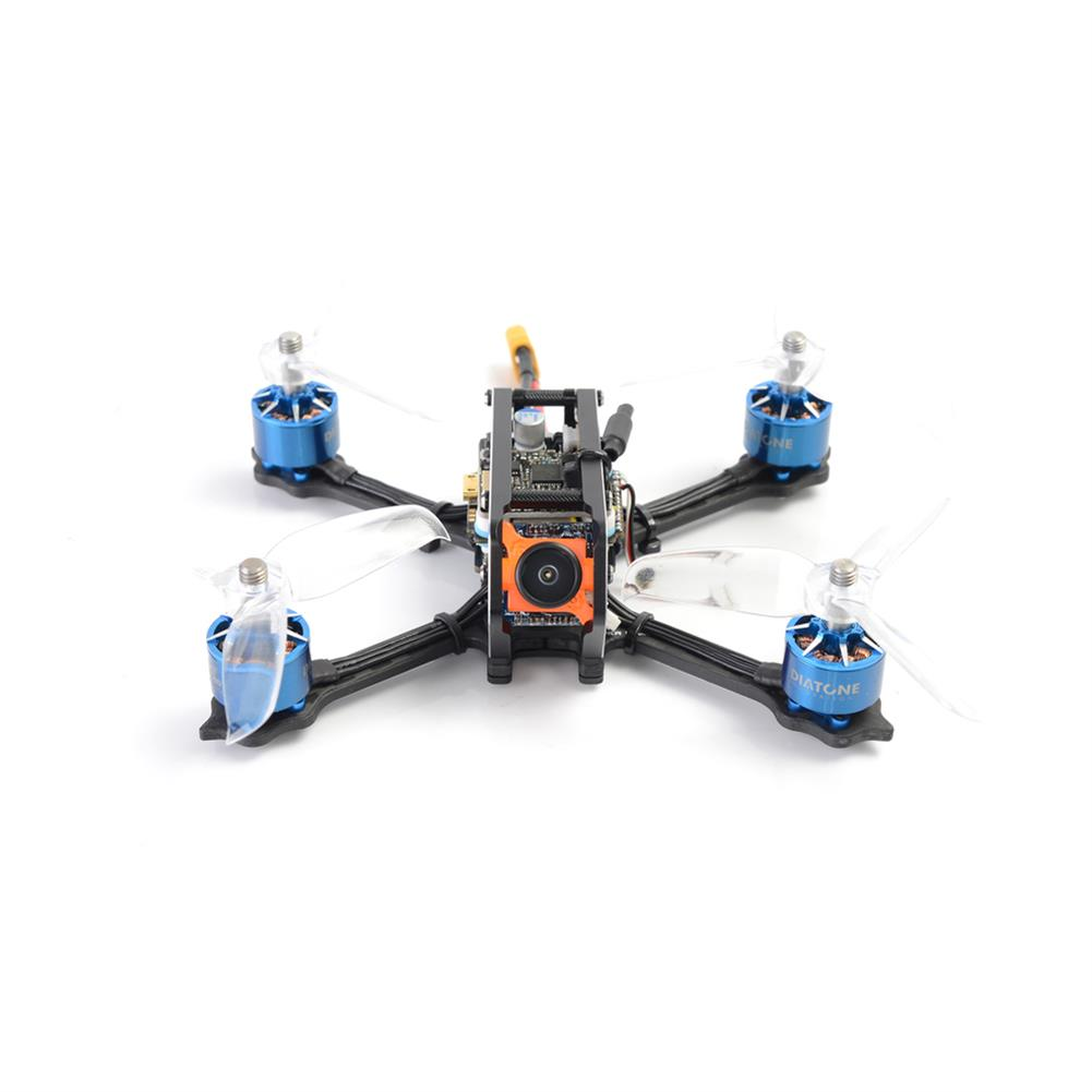 fpv-racing-drones Diatone 2018 GT-M3 Normal X 130mm RC Drone FPV Racing F4 OSD TBS VTX Runcam Micro Swift Cam 25A PNP RC1240960 1