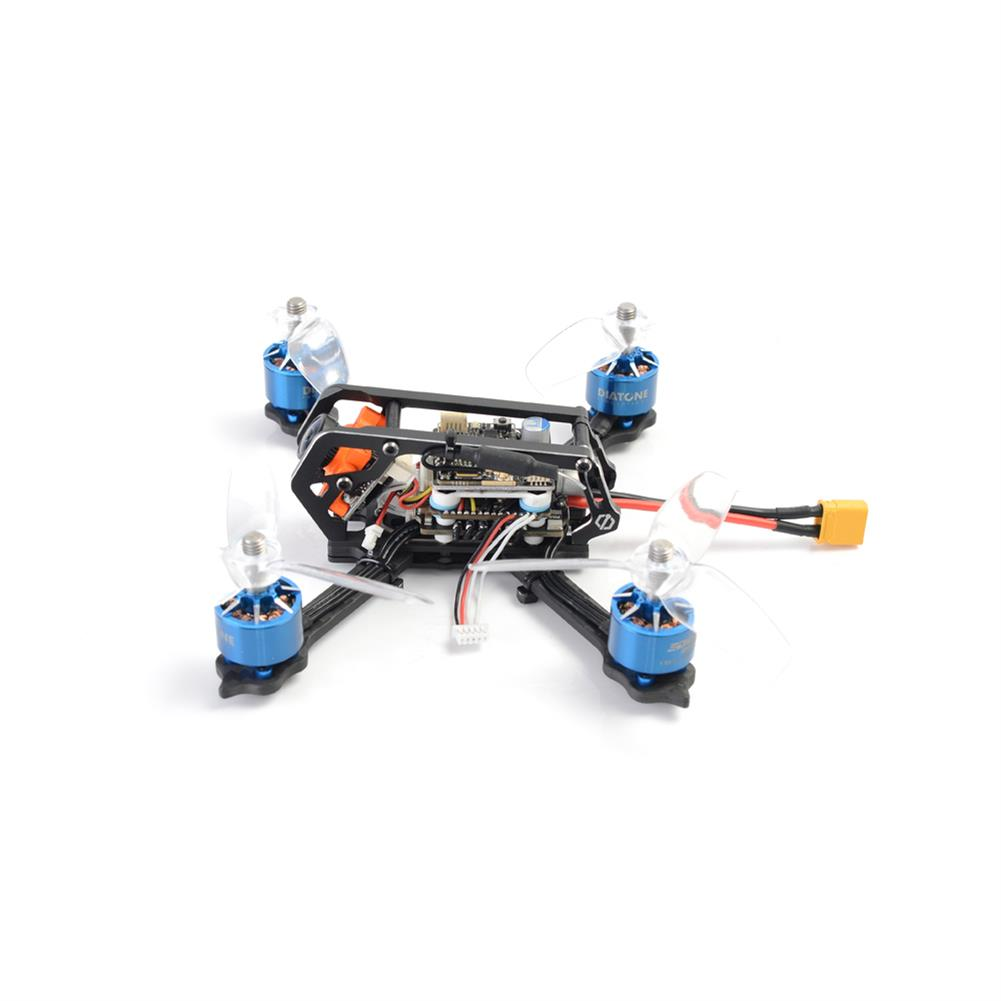 fpv-racing-drones Diatone 2018 GT-M3 Normal X 130mm RC Drone FPV Racing F4 OSD TBS VTX Runcam Micro Swift Cam 25A PNP RC1240960 3