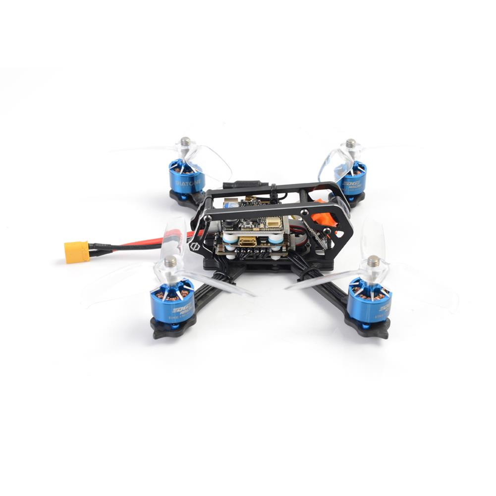 fpv-racing-drones Diatone 2018 GT-M3 Normal X 130mm RC Drone FPV Racing F4 OSD TBS VTX Runcam Micro Swift Cam 25A PNP RC1240960 4