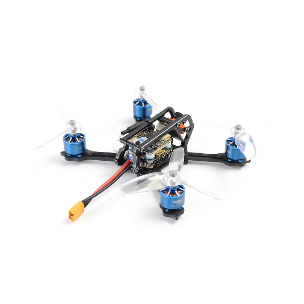 fpv-racing-drones Diatone 2018 GT-M3 Normal X 130mm RC Drone FPV Racing F4 OSD TBS VTX Runcam Micro Swift Cam 25A PNP RC1240960 7