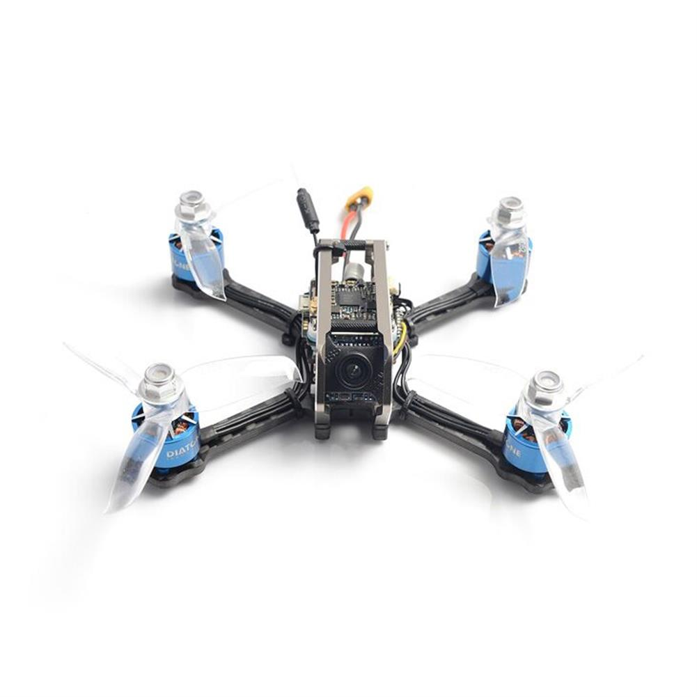 fpv-racing-drones Diatone 2018 GT-M3 Normal X 130mm RC Drone FPV Racing F4 OSD TBS VTX Runcam Micro Swift Cam 25A PNP RC1240960 9